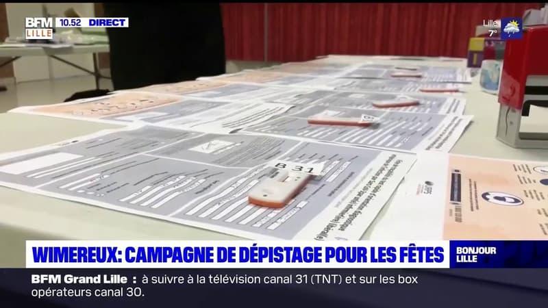 Pas-de-Calais: à Wimereux, une campagne de dépistage pour les fêtes