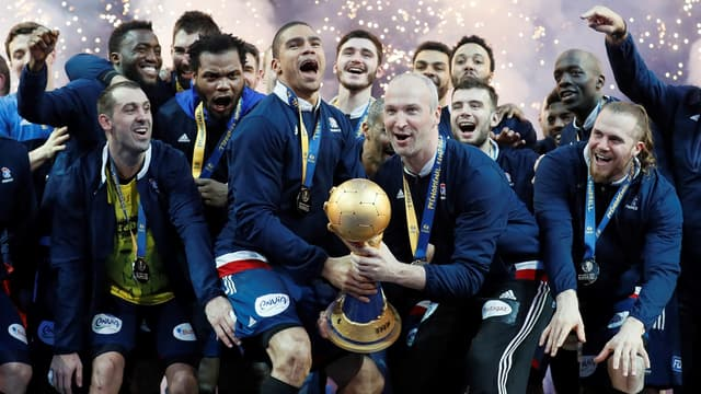 Les Bleus champions du monde pour la 6e fois !