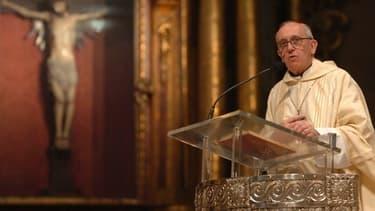 Le pape François a nommé récemment l'Italien Pietro Parolin au poste de secrétaire d'Etat.