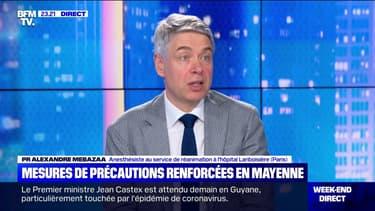 Mesures de précautios renforcées en Mayenne - 11/07