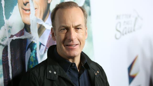L'acteur Bob Odenkirk en février 2020 à Los Angeles.