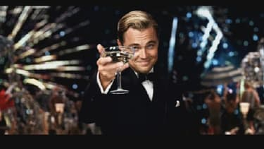 Leonardo DiCaprio incarne le milliardaire Jay Gatsby