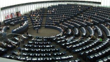 Le FN et l'UMP sont au coude-à-coude dans les sondages pour les européennes du 25 mai (Photo d'illustration)