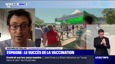Pourquoi la vaccination est un tel succès en Espagne ?