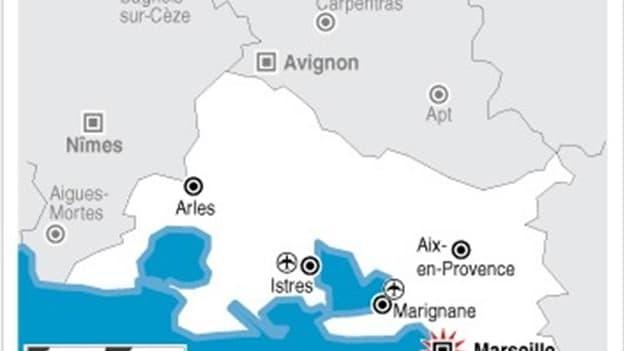 RÈGLEMENT DE COMPTES MEURTRIER PRÈS DE MARSEILLE