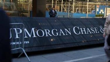 JP Morgan est dans le viseur de la justice