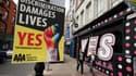 """Le """"oui"""" l'emporterait largement lors du référendum sur la mariage pour tous en Irlande."""