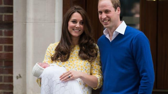 Le royal baby est une fille, la petite princesse est née samedi matin.