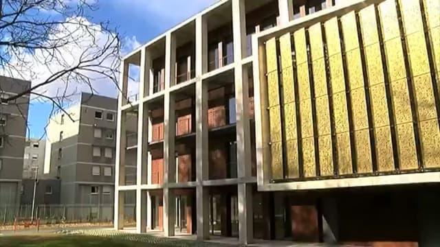 L'Institut français de civilisation musulmane, à Lyon.