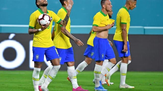 Neymar - Brésil