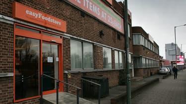 C'est dans le nord ouest de Londres qu'EasyFoodstore a ouvert son premier magasin.