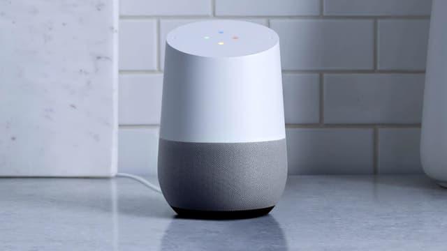 Le Google Home