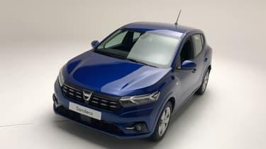 Dacia vient de dévoiler sa Sandero de troisième génération.