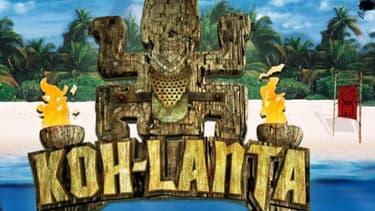 Le logo de Koh-Lanta