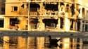 """Le sirte près de Syrte où Mouammar Kadhafi se cachait. Au lendemain de la mort de l'ex-""""guide libyen"""", Nicolas Sarkozy a estimé que l'opération militaire de l'Otan en Libye touche à son terme et les Libyens doivent maintenant ouvrir la page de la réconcil"""
