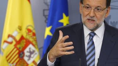Le Premier ministre espagnol, Mariano Rajoy, a fermement montré son opposition à la tenue d'un référendum en Catalogne pour l'indépendance.