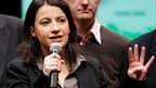 """Après trois jours de campagne au sein de la gauche rassemblée, la chef de file d'Europe Ecologie Cécile Duflot a jugé """"totale"""" la responsabilité du socialiste Jean-Yves Le Drian dans l'échec de la fusion des listes de gauche en Bretagne, une situation iné"""