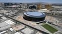 Le nouvel Allegiant Stadium des Las Vegas Raiders
