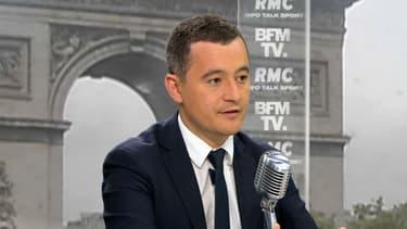 """Gérald Darmanin a évoqué un trou de """"4  à 5 milliards d'euros"""" pour passer sous les 3% du PIB."""