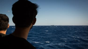 Les migrants ont été débarqués à Almeria jeudi vers 4h45, image d'illustration.