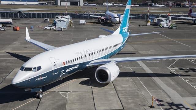 Le 737 MAX est toujours cloué au sol