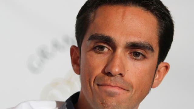 Alberto Contador a été sifflé par le public français