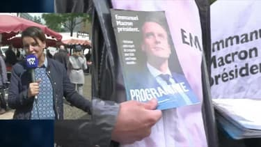 Vallaud-Belkacem ne comprend pas l'investiture du candidat En Marche dans sa circonscription