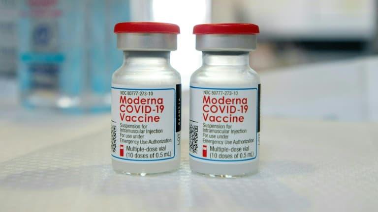 Covid-19: la HAS approuve l'utilisation du vaccin Moderna pour les 12-17 ans