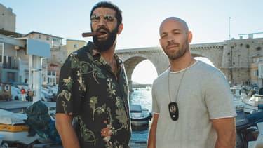 Ramzy Bedia et Franck Gastambide dans Taxi 5
