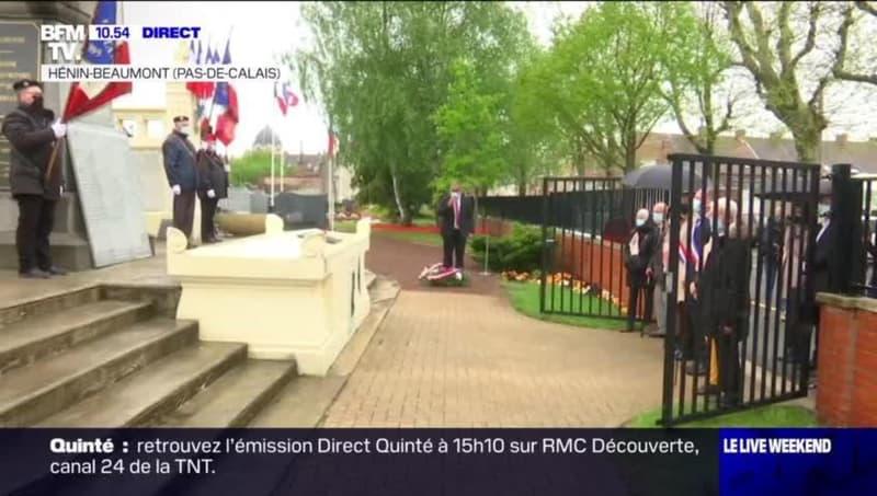 8 mai : Marien Le Pen à Hénin-Beaumont - 08/05