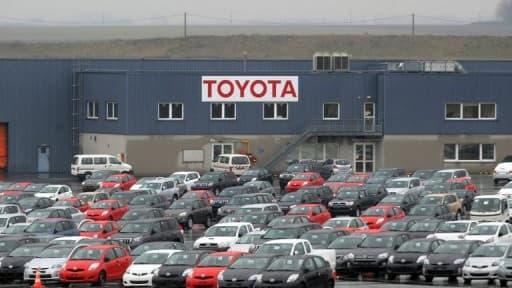 Toyota a assemblé 4,29 millions de véhicules au Japon
