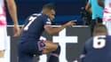 PSG-Leipzig: le geste de Mbappé pour laisser le penalty à Messi