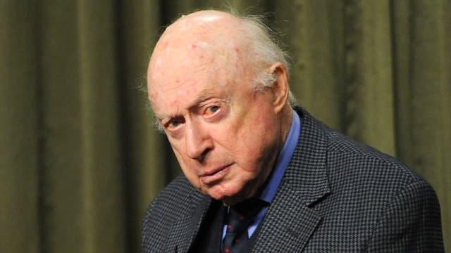 Norman Lloyd en 2015