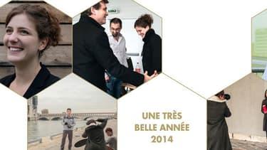 Le calendrier d'Arnaud Montebourg valorise le made in France... et le ministre