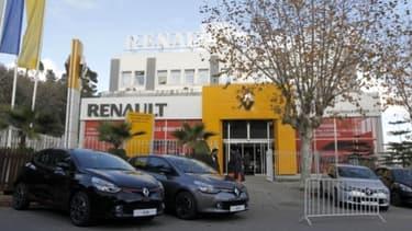 Renault compte regagner des parts de marché en 2013