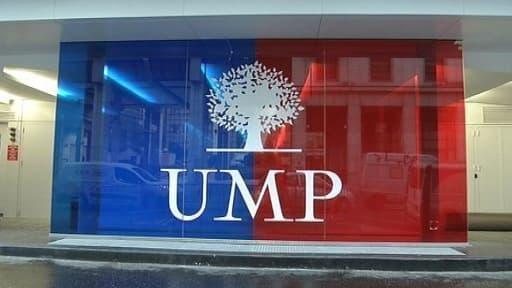 Le siège de l'UMP dans le XVe arrondissement de Paris