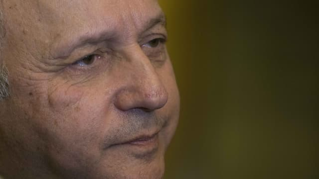 """Pour Laurent Fabius, le projet britannique de référendum sur l'UE est """"très risqué"""""""