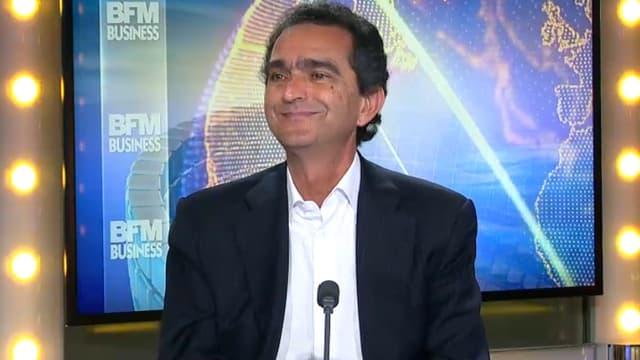 Pierre Danon, ex-PDG de Numericable et Capgemini, directeur adjoint de la campagne de François Fillon, dans Good Morning Business ce mardi.