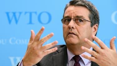 Roberto Azevedo, directeur général de l'OMC.