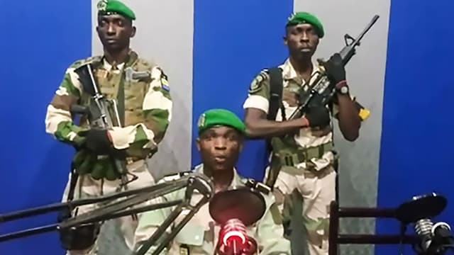Au Gabon, des militaires ont appelé le peuple à se soulever dans un message lu à la radio télévision nationale le 7 janvier 2019