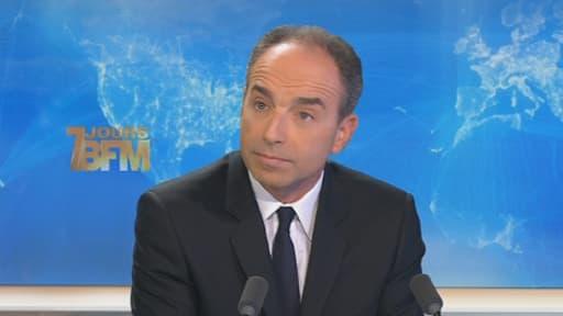 Jean-François Copé était l'invité de 7 Jours BFM le 19 octobre 2013