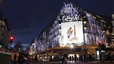 Les Galeries Lafayette devraient bientôt pouvoir ouvrir le dimanche.