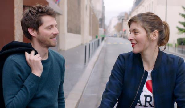 Pierre Deladonchamps et Valérie Donzelli dans Notre Dame
