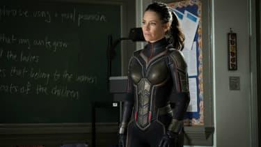 Evangeline Lilly dans Ant-Man et la Guêpe