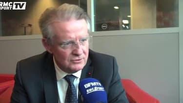 """Paris 2024 - Lapasset : """"Tout n'est pas achevé pour notre candidature"""""""
