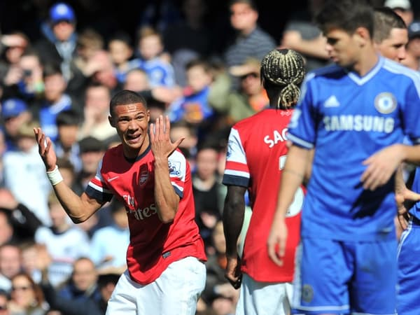 Kieran Gibbs, le défenseur d'Arsenal