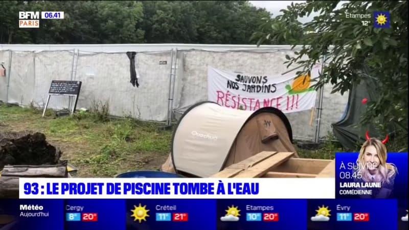 JO de Paris 2024: le projet de piscine olympique à Aubervilliers tombe à l'eau