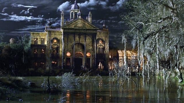"""Le film """"Haunted Mansion"""", sorti en 2003"""