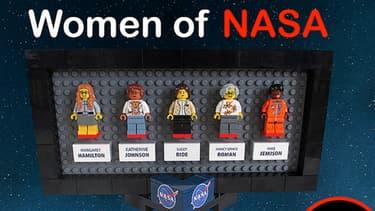 Le set de figurines de Lego sera commercialisé en 2018