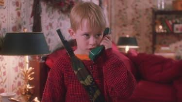 "Macaulay Culkin dans ""Maman j'ai raté l'avion"""